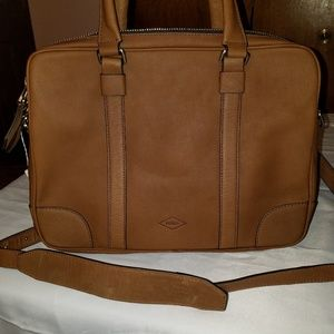 FOSSIL LAPTOP BRIEFCASE BAG